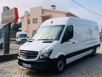 usado Mercedes Sprinter 316 Maxi Long IVA dedutivel