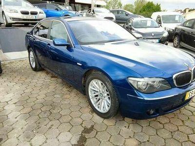 usado BMW 730 d L