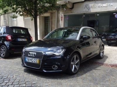 used Audi A1 1.6 TDi Sport S-Tronic