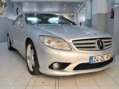 usado Mercedes CL500 (388cv) (2p)