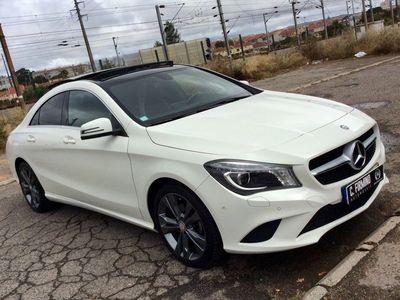 usado Mercedes CLA220 Sport Auto