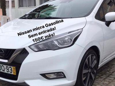 usado Nissan Micra 0.9 iG-TN Connect com GPS e Câmara