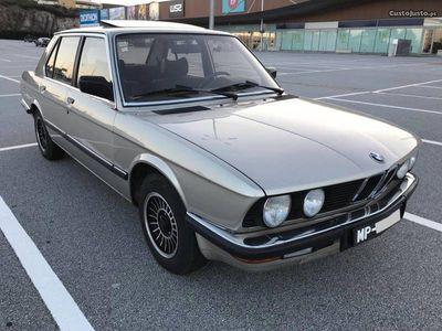 usado BMW 520 i 6 cilind.