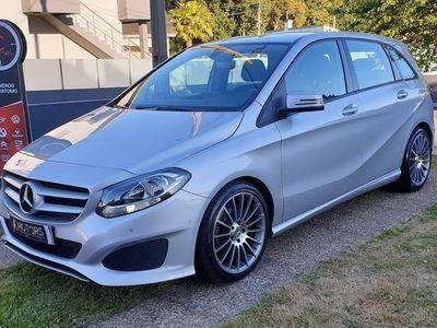 brugt Mercedes B180 ---