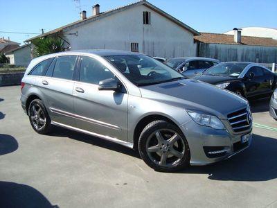 gebraucht Mercedes R300 CDI 7 LUGARES