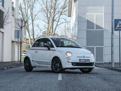 usado Fiat 500 Italian Race