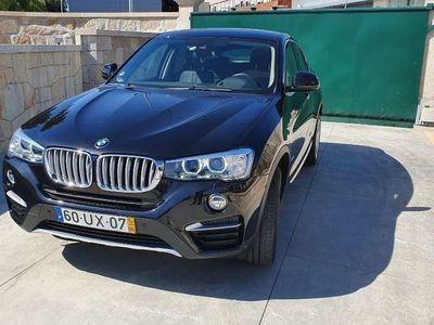 usado BMW X4 20 d xDrive xLine Auto