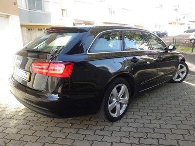 usado Audi A6 Avant 2.0 TDi Multitronic (177cv) (5p)