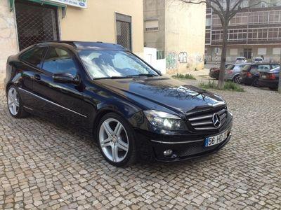 usado Mercedes CLC220 150 cv Nacional