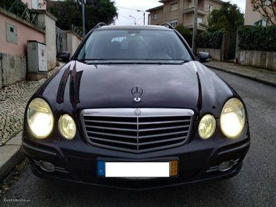 usado Mercedes E220 Avantguard