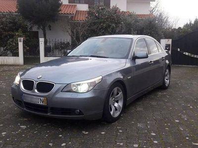usado BMW 530 d Pack Sport/retoma