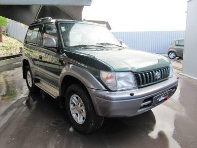 used Toyota Land Cruiser 3.0 TD Original