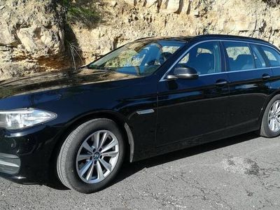 brugt BMW 520 d LCI