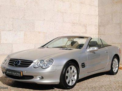 usado Mercedes SL350 Nacional