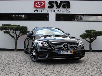 usado Mercedes E220 AMG Cabrio