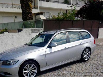 używany BMW 318 E91