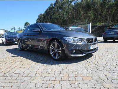 usado BMW 420 d Line Sport Auto (GPS)