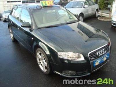 usado Audi A4 Avant 2.0 TDI S-LINE 170cv Nacional