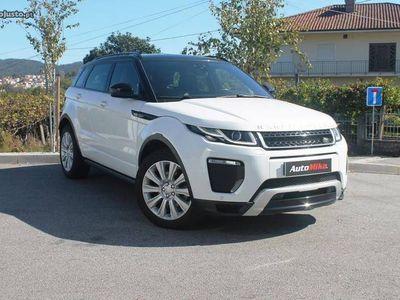 usado Land Rover Range Rover evoque 2.0TD4 SE Dynamique