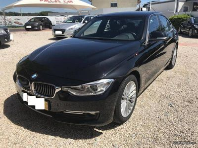 usado BMW 318 d full extras