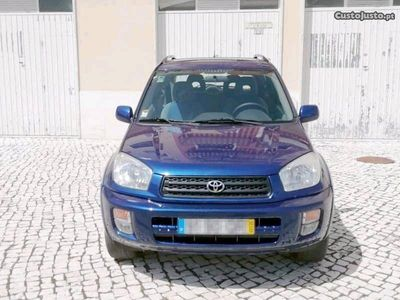 usado Toyota RAV4 2000