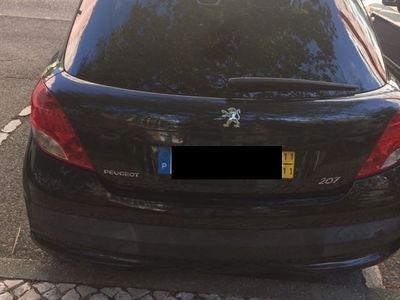 used Peugeot 207 1.4 HDi Sportium (70cv) (5p)