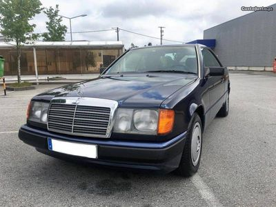brugt Mercedes 230 Ce Coupe Original