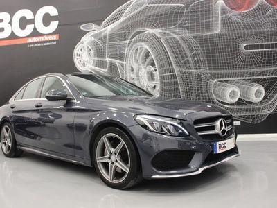 usado Mercedes C220 d AMG NAC. 45Tkms