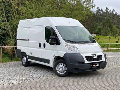 usado Peugeot Boxer 2.2 hdi l1h2