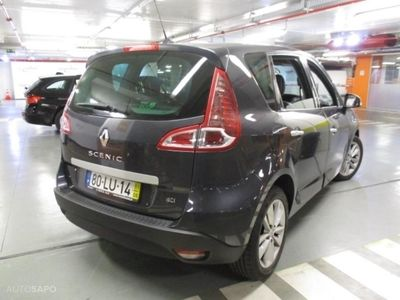 usado Renault Scénic 1.5 dCi Luxe