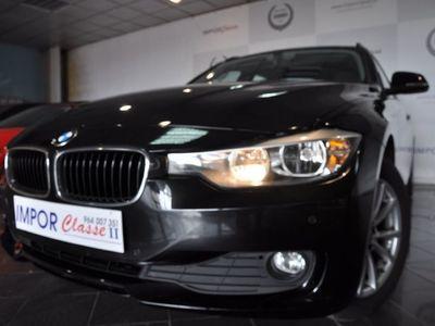 usado BMW 318 GPS PELE TETO PANORAMICO