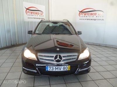 usado Mercedes C180 Classe C STATIONCDI CLASSIC BE AUT. (5P)