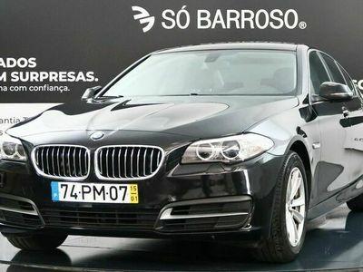usado BMW 520 D Luxury Auto