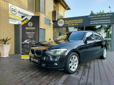 usado BMW 118 Cx Auto 8 Vel. GPS