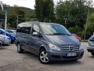 usado Mercedes Viano Luxury 3.0 CDi 224 CV