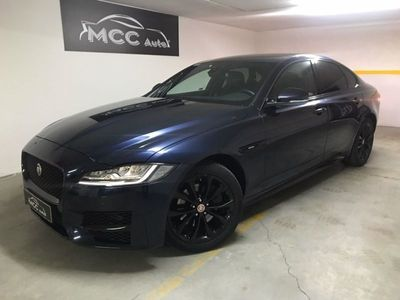 usado Jaguar XF 2.0D R-Sport Black Pack Touch Pro
