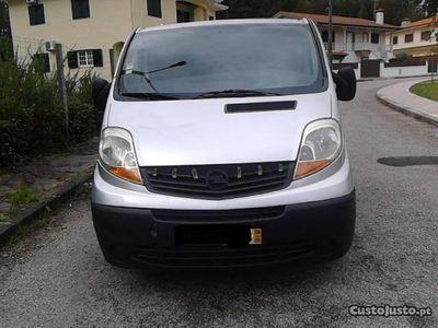 usado Opel Vivaro cdti3 lugares