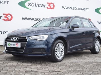 used Audi A3 Diesel 1.6 TDI Sport (116cv) (5 lug) (5p)