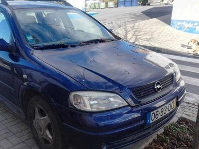 gebraucht Opel Astra 1.4 gasolina