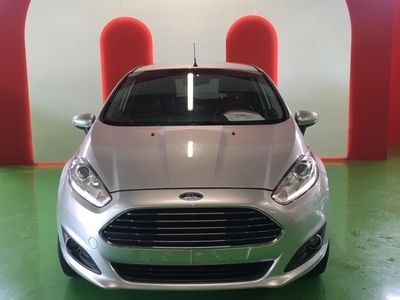 usado Ford Fiesta 1.0 T ECOBOOST TREND