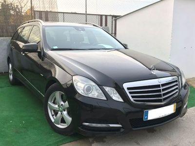 usado Mercedes E250 Avantagarde