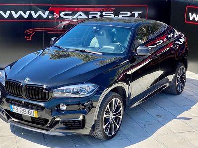 usado BMW M550 d X6