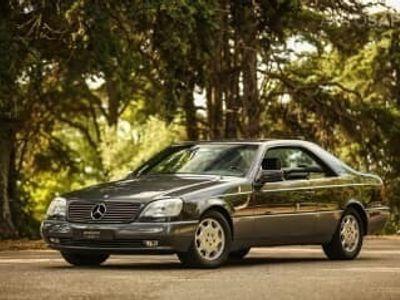 usado Mercedes CL600 ClasseV12 (389cv, 2p)