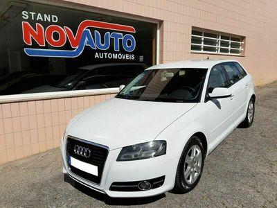 usado Audi A3 Sportback Attraction