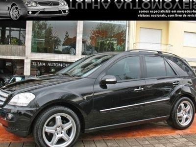 usado Mercedes ML320 CDI 4 MATIC