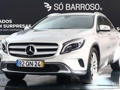 usado Mercedes GLA180 CDI G-Mac Edition