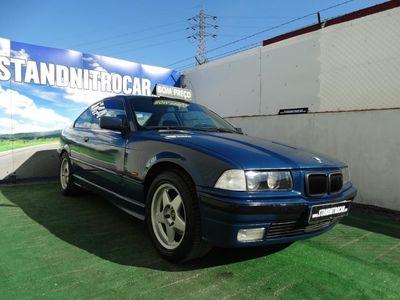 usado BMW 316 Série 3 i Coupé (100cv) (2p)
