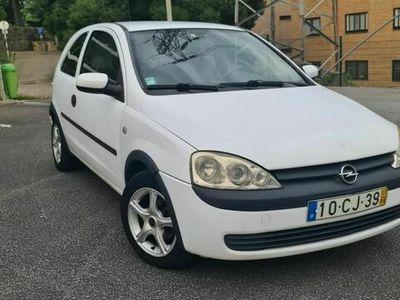 usado Opel Corsa 1.7 DI