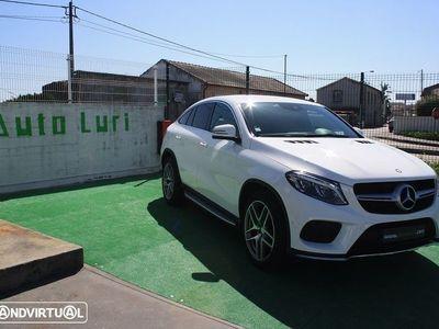 usado Mercedes GLE350 4-Matic Coupé AMG