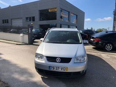 usado VW Touran 2.0 TDI HIGHLINE